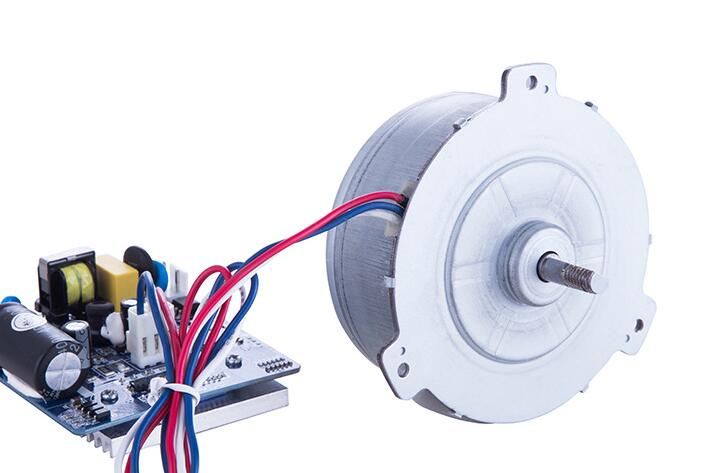 瓷片電容在直流電機中有什么作用?