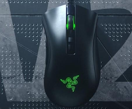 雷蛇推出全新鼠标产品,支持雷蛇RGB灯效调节