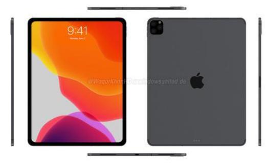 苹果5G iPad Pro即将到来,相机模组迎来重大突破