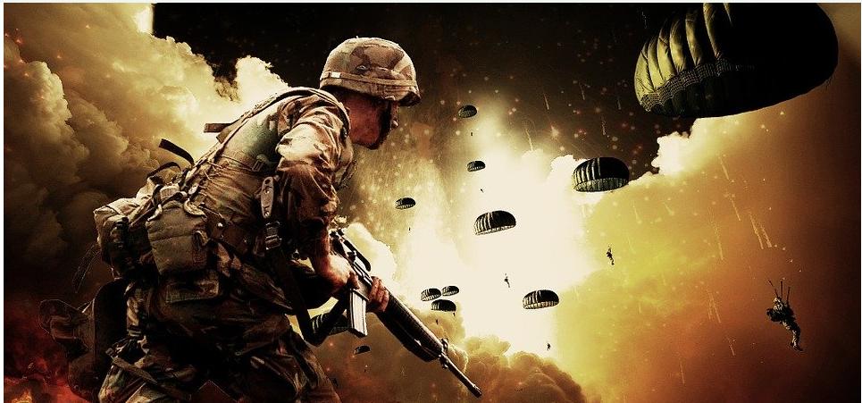 战场上可以如何应用上物联网技术