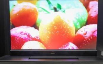海信的激光卷轴智能电视惊艳亮相于CES 2020