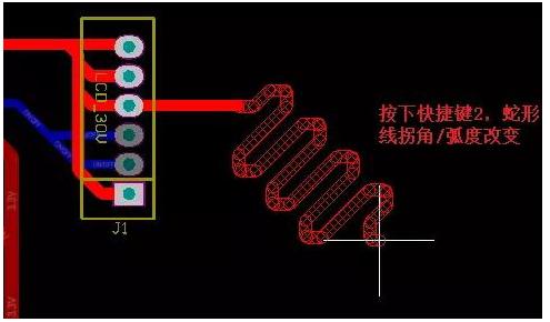 蛇形走线在PCB板中的主要作用是什么