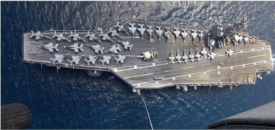 戰場和海洋中可以怎樣加入物聯網技術