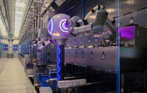 全系统机器人中餐厅亮相,手艺不亚于名厨水准