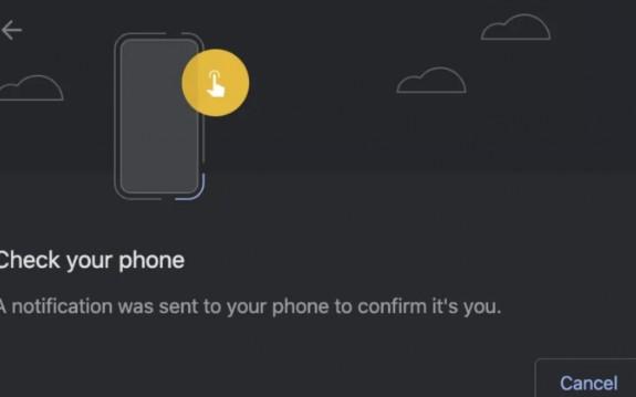 苹果iPhone能为Google的物理安全密钥登录