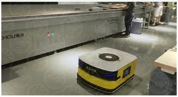 AGV智能物流从什么角度切入智能制造当中