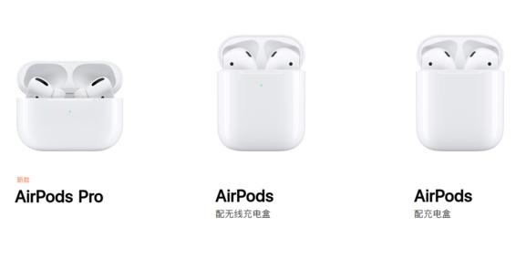 苹果公司真无线耳机的营收排在全行业排名第一