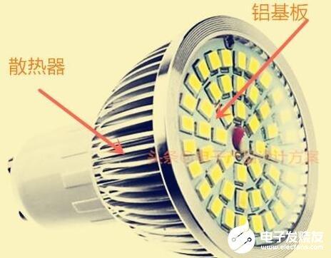 LED电灯为什么会频繁烧毁