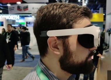 CES 2020:Pico VR頭顯原型機展示,采用超短焦光學設計