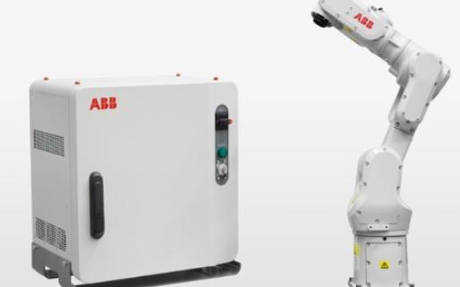 ABB推出新型OmniCore控制器及由其提供動力的IP67級IRB 1100機器人