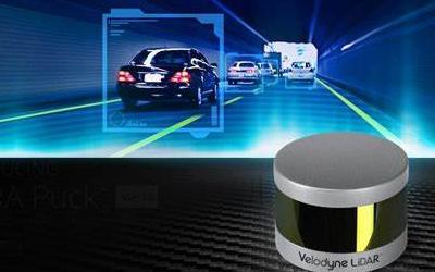 大疆攪局自動駕駛 聚焦激光雷達傳感方案