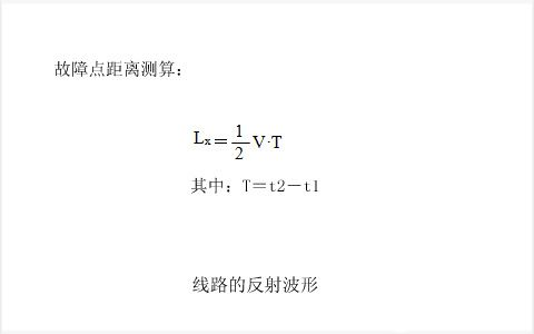 shijidianli电缆故障测试仪直流闪络法(直闪法)