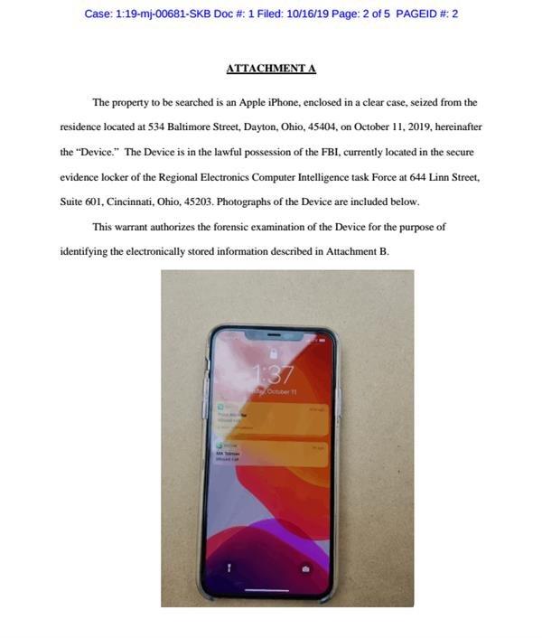 曝FBI已成功解锁最新版iPhone