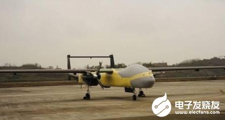 全球首款大型三发通用无人机首飞 具有出色的短距起降性能