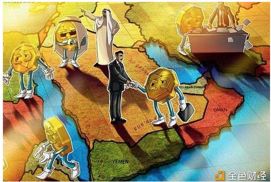 中东的区块链有什么特征