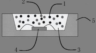 荧光微球LED的应用