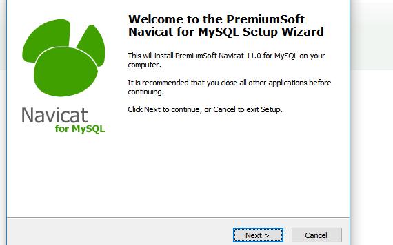 Navicat for MySQL 11.0.10应用程序和破解补丁免费下载