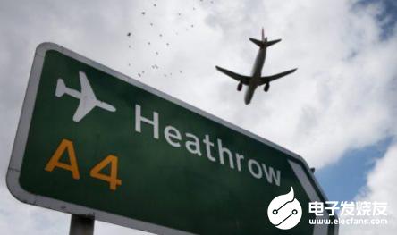 伦敦安装定制反无人机系统 有助于保持机场的天空安全