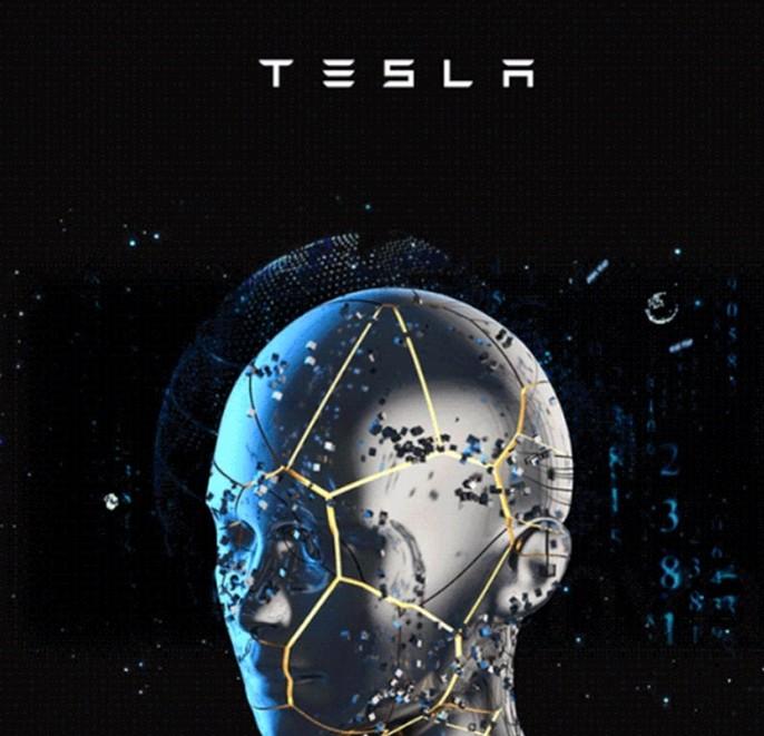 特斯拉每輛車有兩個完全自動駕駛芯片,每秒144萬...