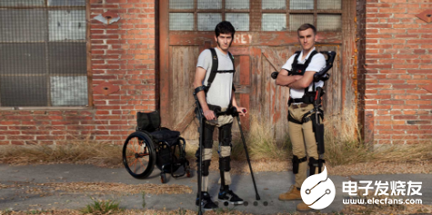 SuitX外骨骼机器人能帮助人们在生产线上工作一直保持活力