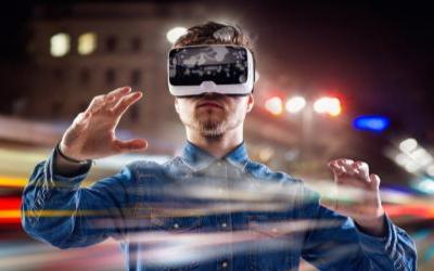 眼球追踪技术将推进虚拟现实产业的发展