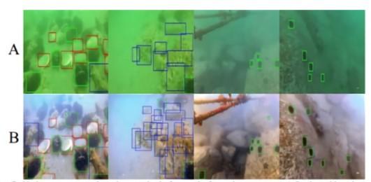可用于水下形成清晰图像的机器学习算法,高度还原拍照颜色与亮度