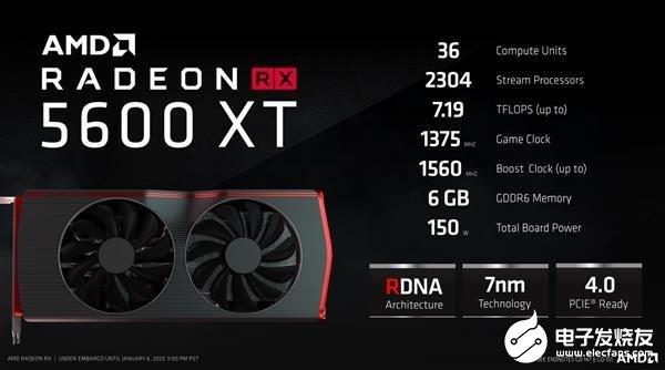 AMD RX 5000系列显卡有哪些优势