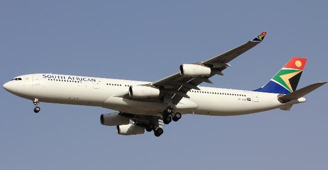 南非航空将出售A340飞机来改善其财务状况