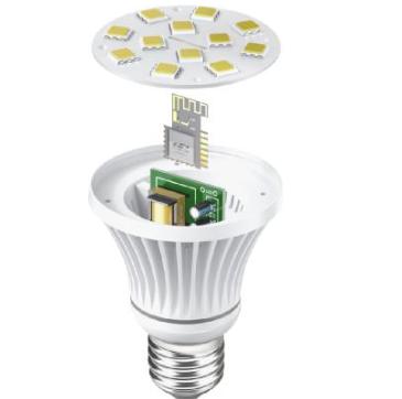 应用优化的无线模块:智能LED灯泡设计的好点子