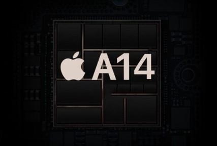 采用5纳米工艺的A14芯片性能可匹敌15英寸MacBook Pr