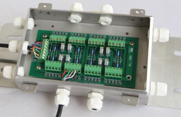 地磅传感器如何接线_地磅传感器接线方法