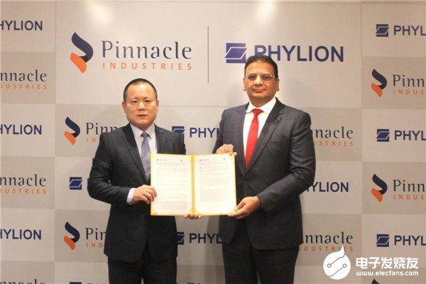 星恒電源與印度Pinnacle達成戰略合作 合資建成的鋰電池生產線已全面投入使用