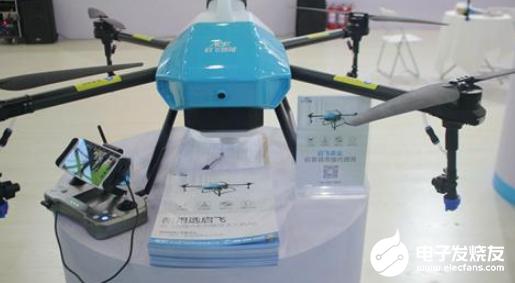 植保無人機發展越來越好 將是未來農業發展的必然趨勢