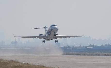 我国自主研制的新型涡扇支线飞机ARJ21飞机荣获国家科学技术进步奖