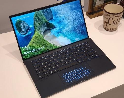 華碩發布ExpertBook B9筆記本,采用了英特爾十代處理器