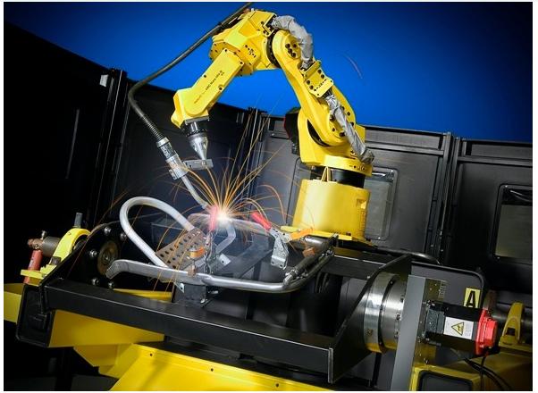 国内外的工业机器人的差距主要体现在哪