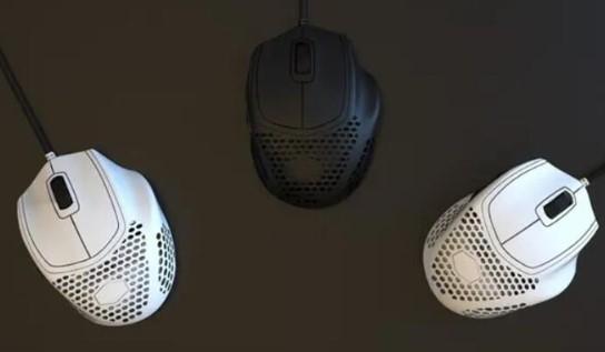 酷冷至尊推出MM720游戏鼠标,采用PMW338...