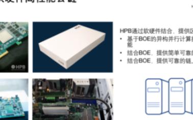 利用可編程芯片革新區塊鏈的基礎設施