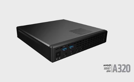 华擎发布AMD版迷你主机,最高支持32GB的DDR4-3200内存