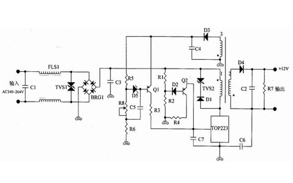 高频变压器的详细资料介绍