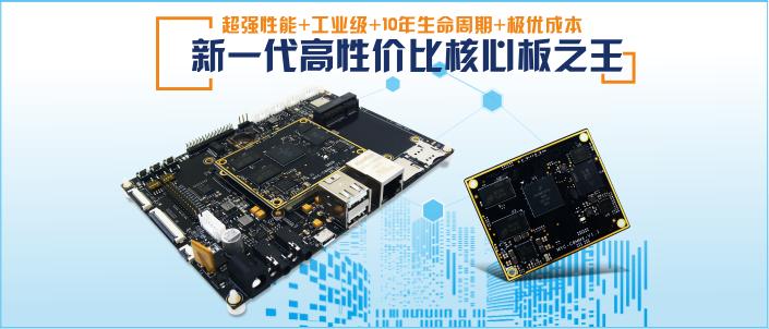 基于NXP i.MX8M mini的新一代高性价比核心板之王