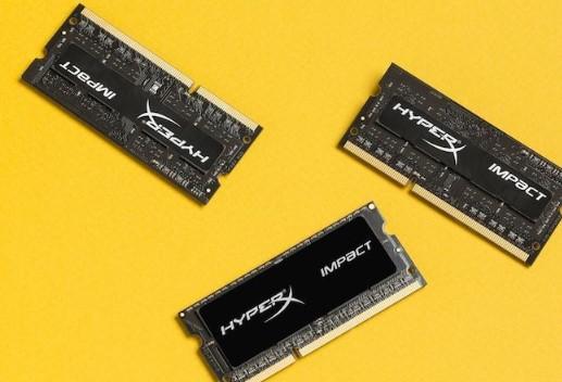 金士顿展示两款32GB单条笔记本内存条,与最新的AMD和Intel平台兼容