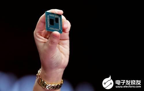 挤下苹果,美国超威半导体成台积电7纳米最大客户