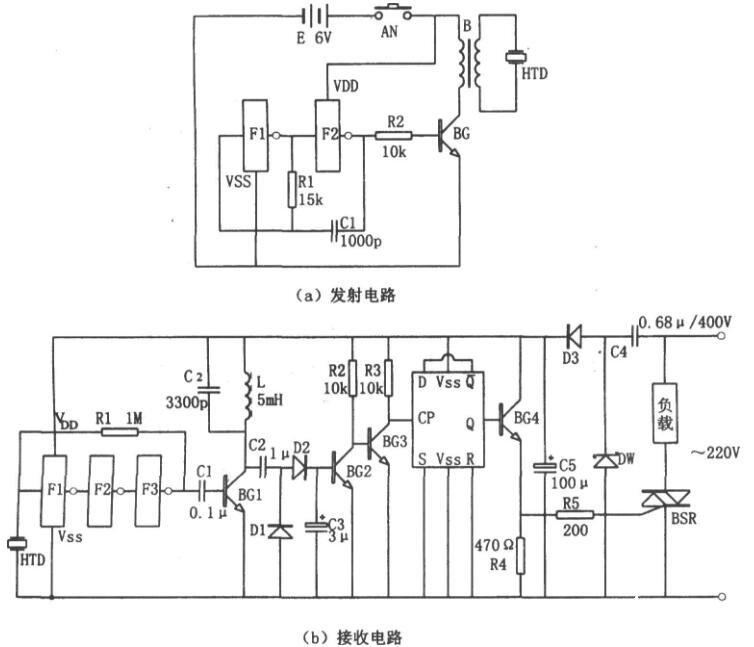 """超声波??乜氐缏吠?></a></div> <div class=""""a-content""""> <p class=""""a-summary"""">该电路由发射电路和接收开关电路组成。其中发射电路由多谐振荡器、功率放大器、升压变压器B、压电陶瓷片HTD和电源电路等组成。...</p> <div class=""""summary-ft""""> <span class=""""a-time"""">2020-01-13</span> <span class=""""a-tag"""">关键字: <a target=""""_blank"""" href=""""/tags/%E9%81%A5%E6%8E%A7%E5%BC%80%E5%85%B3/"""" class=""""blue"""">??乜?/a><a target=""""_blank"""" href=""""/tags/%E8%B6%85%E5%A3%B0%E6%B3%A2/"""" class=""""blue"""">超声波</a></span> </div> </div> </div> <!-- 3 --><div class=""""article-list""""> <h3 class=""""a-title""""><a href=""""http://www.tsjdzk.com/article/88/131/baojing/2020/01091154196.html"""" title=""""防盗报警电路图"""" target=""""_blank"""">防盗报警电路图</a></h3> <div class=""""a-thumb""""><a href=""""http://www.tsjdzk.com/article/88/131/baojing/2020/01091154196.html"""" target=""""_blank""""><img src="""