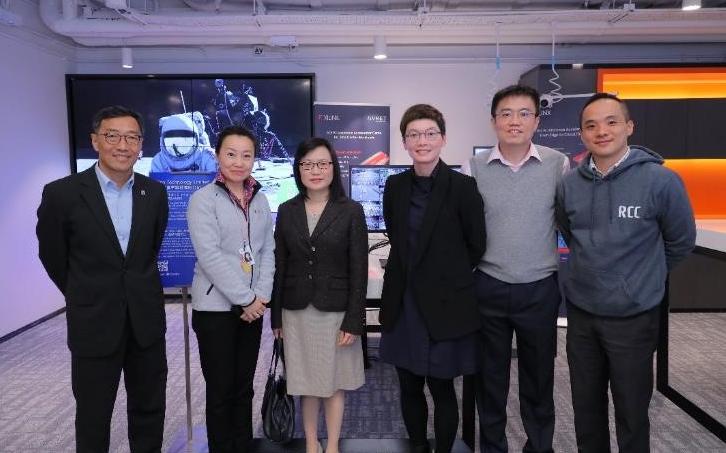 Xilinx亮相香港科技園A.I.R.Week AI平臺加速粵港澳創新成果轉化