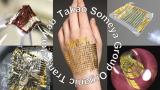 東京大學教授與日本顯示器合作開發出超薄傳感器