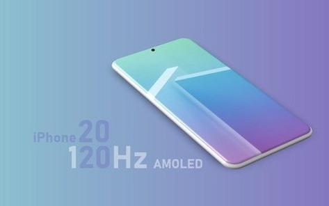 120Hz屏幕:2020年开启手机高刷←新率时代