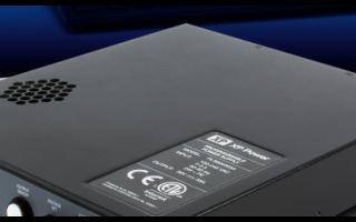 XP Power推出超紧凑尺寸可编程DC电源PLS600