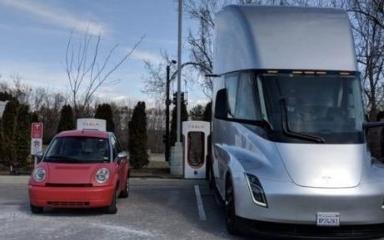 特斯拉通报电动卡车的测试计划和量产时间