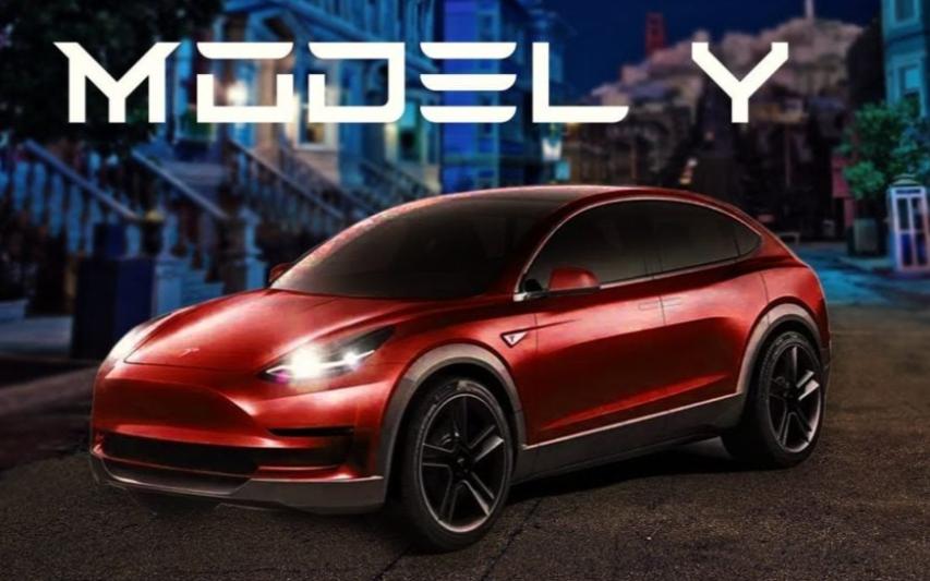 特斯拉四季度交付量破纪录 新车型Model Y生产提速